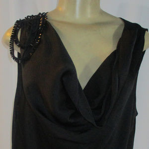 Banana Republic Brand New Black Blouse